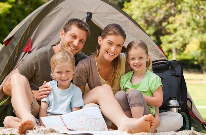 Homeowners Insurance While Camping